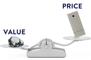 The Power of Price… Or Should We Talk Value?